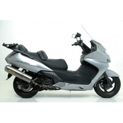 ESCAPE HONDA SILVER WING 400 600 ARROW MAXI RACE TECH TITANIO