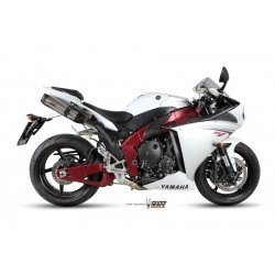 ESCAPES YAMAHA YZF R1 09 10 MIVV SUONO FULL TITANIUM
