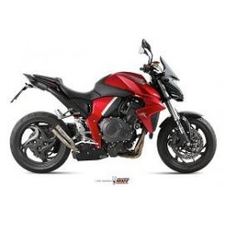 ESCAPE HONDA CB 1000 R 08 09 10 MIVV DOUBLE GUN FULL TITANIUM