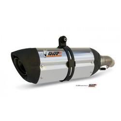 ESCAPES DUCATI 748/916/996/998 MIVV SUONO INOX