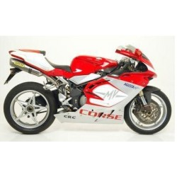 KIT LINEA COMPLETA MV AGUSTA F4 1000 04 05 06 07 ARROW STREET THUNDER