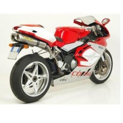 KIT LINEA COMPLETA MV AGUSTA F4 1000 04 05 06 07 ARROW COMPETTION TITANIUM