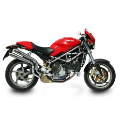 ESCAPES DUCATI MONSTER S2R 800/1000 S4R MIVV X-CONE