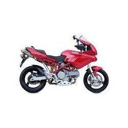 ESCAPES DUCATI MULTISTRADA 1000/1100 MIVV X-CONE