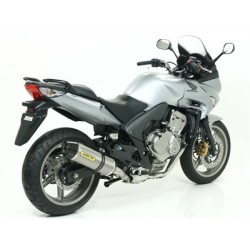 TUBO ESCAPE HONDA CBF 1000 / ST ARROW 10 11 TITANIO/ CARBONO