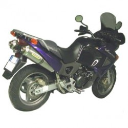 TUBO ESCAPE HONDA XL 1000 VARADERO 02 03 04 05 06 07 08 09 ARROW TITANIO