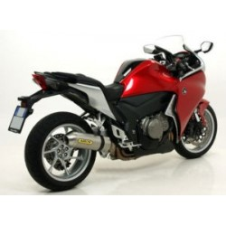 TUBO ESCAPE HONDA VFR 1200 ARROW 10 11 RACE TECH TITANIO