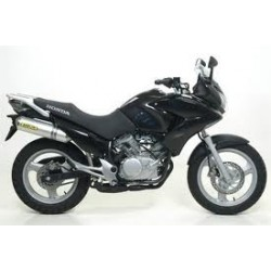 TUBO ESCAPE HONDA XL 125 V VARADERO 01 02 03 04 05 06 07 08 09 ARROW TITANIO