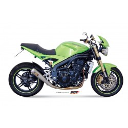 ESCAPE TRIUMPH SPEED TRIPLE 1050 07 08 09 10 11 MIVV X-CONE PLUS