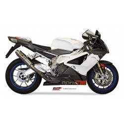 ESCAPES APRILIA RSV 1000 04 05 06 07 08 MIVV GP TITANIO