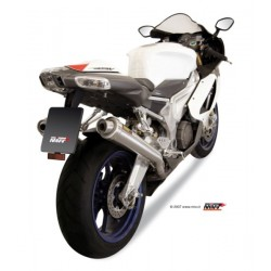 ESCAPES APRILIA RSV 1000 04 05 06 07 08 MIVV X-CONE