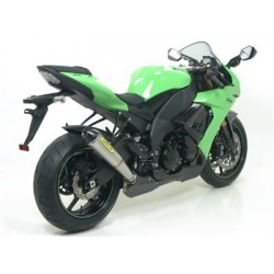 LINEA COMPLETA KAWASAKI ZX10R 08 09 10 ARROW PRO RACING