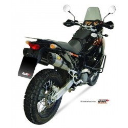 ESCAPES KTM LC8 950/990/ADVENTURE MIVV SUONO FULL TITANIUM