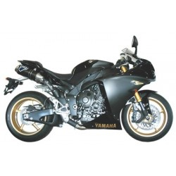 ESCAPES TERMIGNONI YAMAHA R1 09 10 11 STR CARBONO