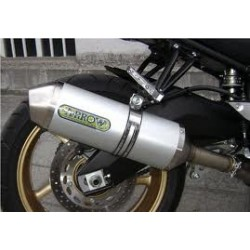 TUBO DE ESCAPE YAMAHA FZ8 800 10 11 12 ARROW RACE TECH ALUMNIO