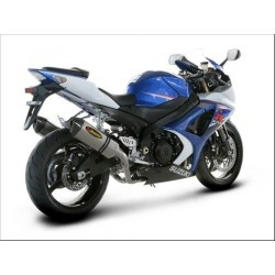 ESCAPES SUZUKI GSX-R 1000 09 10 11 AKRAPOVIC SLIP ON TITANIO