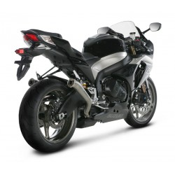 ESCAPES SUZUKI GSX-R 1000 09 10 11 AKRAPOVIC SLIP ON MEGAPHONE