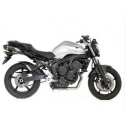 ESCAPES YAMAHA FZ6-S 600 FAZER 07 08 09 10 11 LEOVINCE LV ONE CARBONO