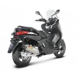 ESCAPE YAMAHA X MAX 125 CON ABS 2011 AKRAPOVIC SLIP ON INOX