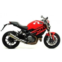 ESCAPE DUCATI MONSTER 1100 EVO 11 12 ARROW RACE TECH WORKS