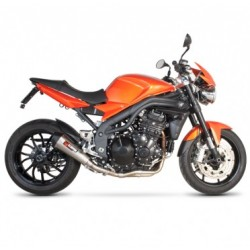 ESCAPE TRIUMPH SPEED TRIPLE 1050 05 06 07 08 09 10 SCORPION SERKET CONICO INOX.