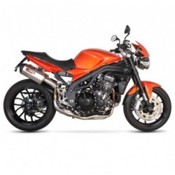ESCAPES TRIUMPH SPEED TRIPLE 1050 05 06 07 08 09 10 SCORPION SERKET PARALELO INOX.