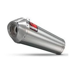 ESCAPE HONDA CBR 1000 RR 08 09 10 11 SCORPION POWER CONE INOX.COPA INOX