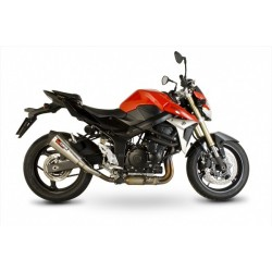 ESCAPE SUZUKI GSR 750 11 12 13 SCORPION SERKET CONICO INOX