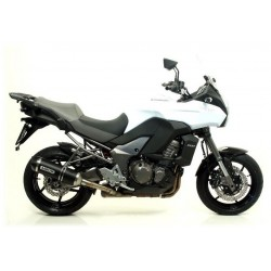ESCAPE KAWASAKI VERSYS 1000 12 13 14 ARROW DARK/CARBONO
