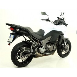 ESCAPE KAWASAKI VERSYS 1000 12 13 14 ARROW CARBONO/CARBONO