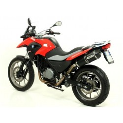 ESCAPE BMW G650 GS 11 12 13 ARROW RACE-TECH DARK