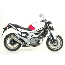 ESCAPE SUZUKI SVF 650 GLADIUS 09 10 11 12 13 ARROW PRO RACING