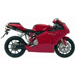ESCAPES DUCATI 749/999 MIVV GP STEEL BLACK