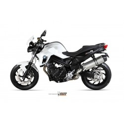 ESCAPE BMW F 800 R 09 10 11 12 13 14 MIVV SPEED EDGE INOX