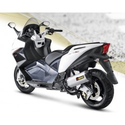 ESCAPE APRILIA SRV 850 12 13 14 15 AKRAPOVIC SLIP ON INOX