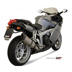 ESCAPE BMW K 1200 R/S/GT 05 06 07 08 09 10 MIVV SUONO TITANIO