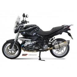 ESCAPE BMW R 1200 R 08 09 10 MIVV SUONO TITANIO