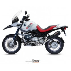 ESCAPE BMW R 1150 GS 99 00 01 02 03 MIVV OVAL CARBONO