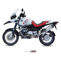 ESCAPE BMW R 1150 GS 99 00 01 02 03 MIVV SPEED EDGE INOX