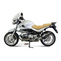 ESCAPE BMW R 1150 R MIVV OVAL CARBONO