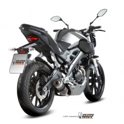 ESCAPE YAMAHA MT-125 15 16 MIVV GP CARBONO