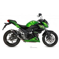 ESCAPE KAWASAKI Z 300 15 16 MIVV GP CARBONO