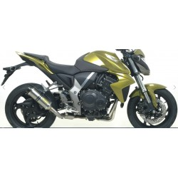 TUBO ESCAPE HONDA CB 1000 R ARROW 08 09 10 11 ALUMINIO THUNDER COPA CARBONO
