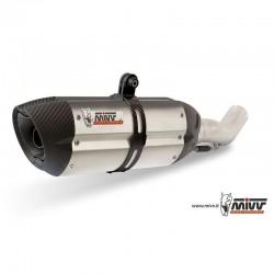 ESCAPE KTM DUKE 690 12 13 14 15 MIVV SUONO INOX.