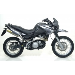 ESCAPE APRILIA PEGASO 650 TRAIL 05 06 07 08 09 10 11 ARROW TITANIO