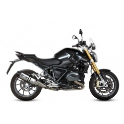 ESCAPE BMW R 1200 R 15 16 MIVV SPEED EDGE INOX.