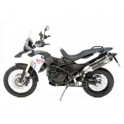 ESCAPE BMW F700 GS - F800 GS 08 09 10 11 12 13 14 15 LEOVINCE LV ONE CARBONO