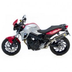 ESCAPE BMW F800 R-F800 GT 09 10 11 12 13 14 15 16 LEOVINCE LV ONE CARBONO