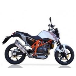 ESCAPE KTM DUKE 690 12 13 14 15 IXIL SOVE INOX