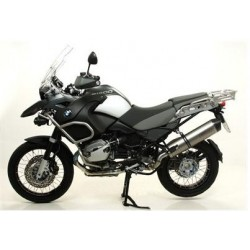 ESCAPE BMW R 1200 GS ADVENTURE 2010 ARROW MAXI RACE-TECH ALUMINIO COPA CARBONO